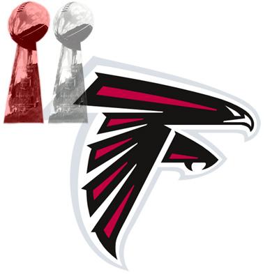 2e participation seulement pour les Falcons d'Atlanta