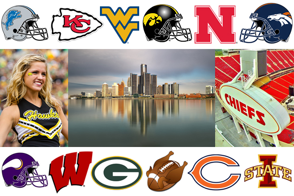 Corn Belt Football Tour 2014