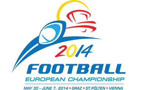 le logo de l'Euro 2014