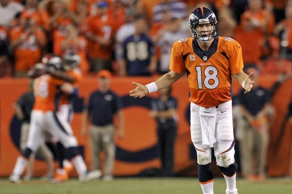 Manning : 1/4 ou 2/4 au Super Bowl ?