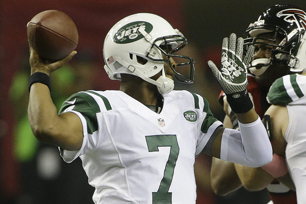 Geno Smith : 16/200, 199 yards et 3 TDs