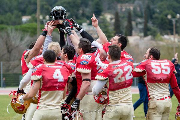 Les Argonautes remettent la main sur le Ballard Bowl !