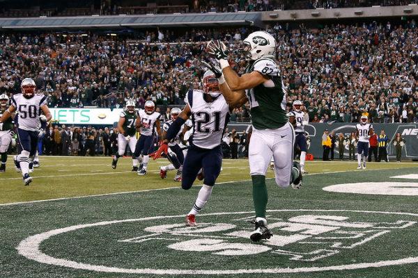 Le touchdown de la victoire pour Eric Decker