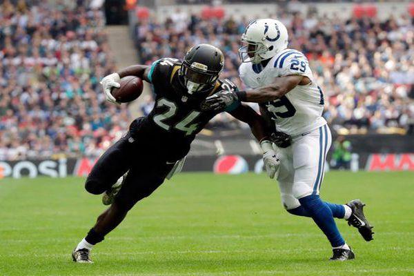 La défense des Colts n'a pas tenu le coup face à la fougue des jeunes Jaguars
