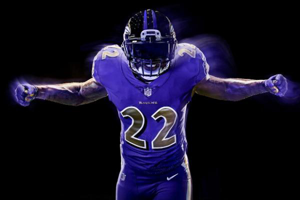 Color Rush ce soir à Baltimore !