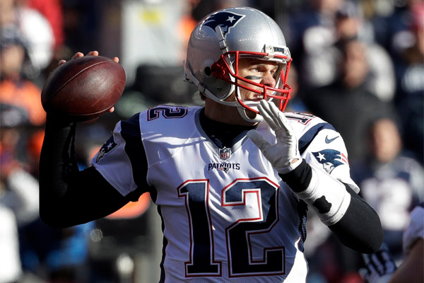 Tom Brady jouera son 32e match de playoffs en janvier !