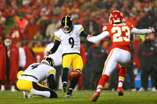 Les Steelers peuvent dire merci à Boswell et à son 6/6