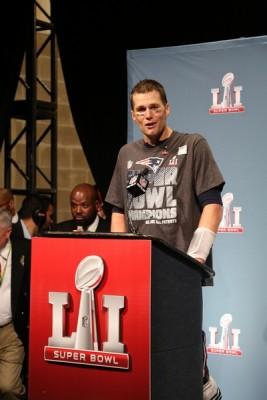 Tom Brady MVP
