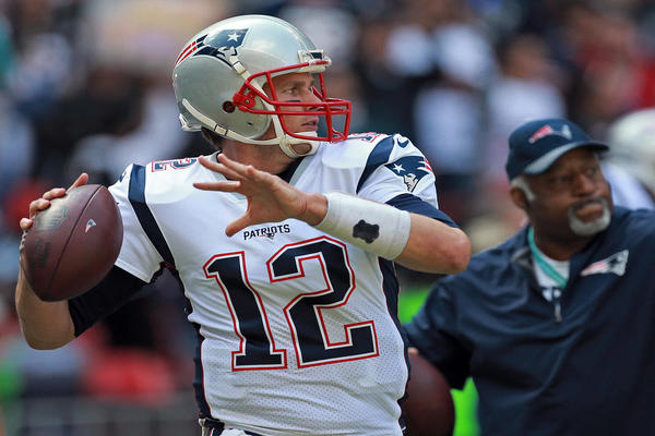 Brady en démonstration à Mexico