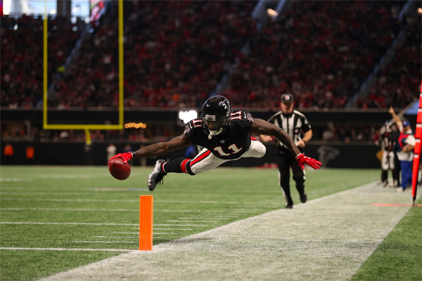Julio Jones en une photo !