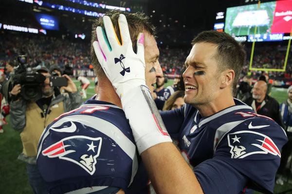 Brady et Gronk pour un dernier rodéo à Atlanta ?