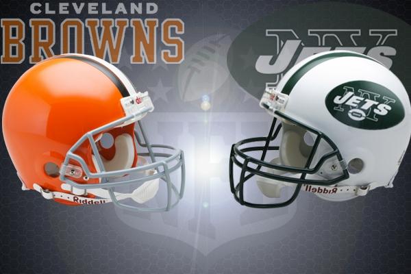 Nfl Week 8 2016 Cleveland Browns Vs New York Jets