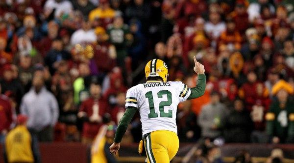 Aaron Rodgers et les Packers veulent retourner au Super Bowl