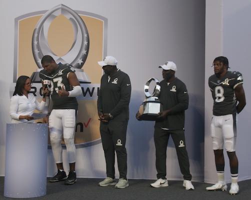 AFC - Vainqueur du Pro Bowl 2020