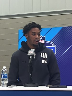 Denzel Ward (Ohio St)