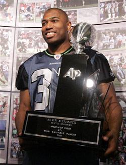 le MVP NFL