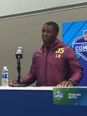 Roquan Smith (Georgia)