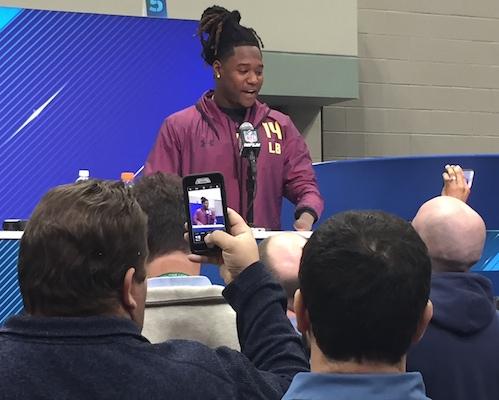 Shaq Griffin (UCF), la star incontestée du NFL Scouting Combine 2018
