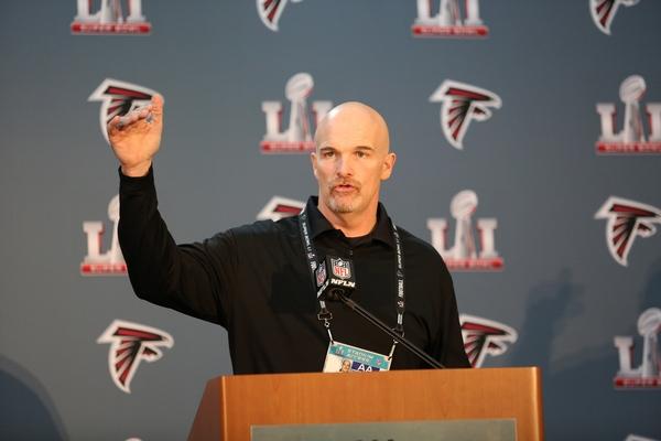 Dan Quinn parle du niveau que son équipe doit atteindre