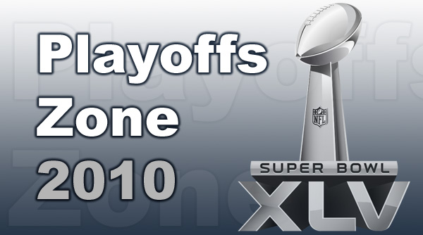 NFL Playoffs Zone 2010