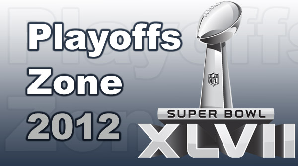 NFL Playoffs Zone 2012