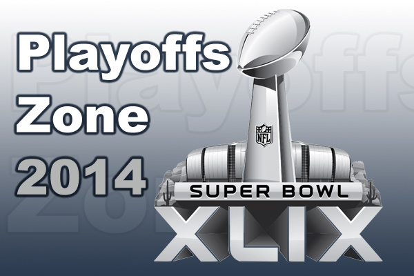 NFL Playoffs Zone 2014