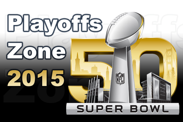 NFL Playoffs Zone 2015