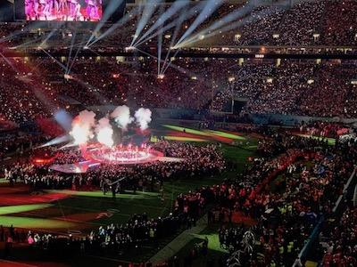 Le Show de Shakira et Jennifer Lopez à la mi-temps du Super Bowl LIV