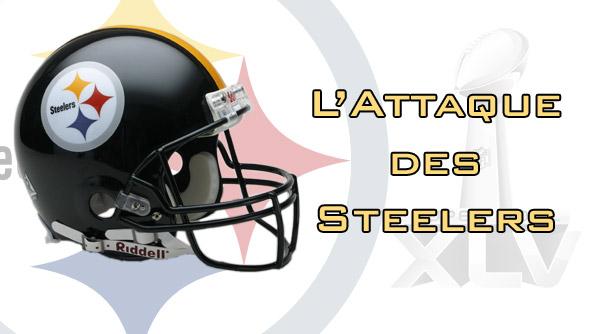 L'attaque des Steelers