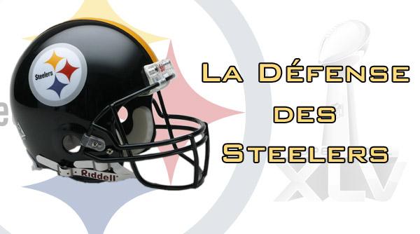 La défense des Steelers