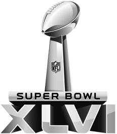 Logo du Super Bowl 46