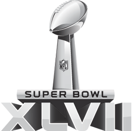 Logo du Super Bowl 47