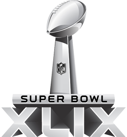 Logo du Super Bowl 49