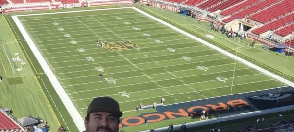 Oops... 2 end zones Broncos pour le Super Bowl ?!