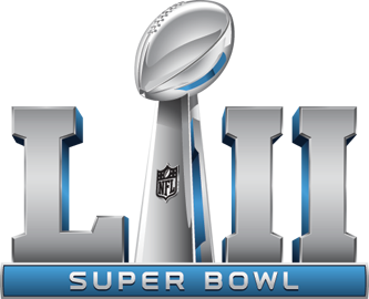 Logo du Super Bowl 52