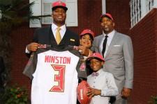 Jameis Winston, le 1er choix de la Draft 2015