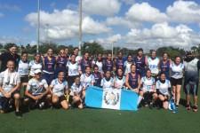 Fin de la rencontre entre la France et le Guatemala