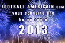 Nos meilleurs voeux pour 2013