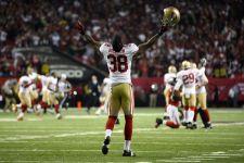 Dashon Goldson et les Niners vont au Super Bowl !