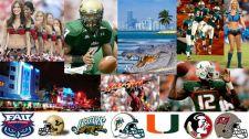 Florida Football Tour 2011