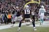 Avec 96 yards et un touchdown, Gronk est un des artisans de la victoire des siens