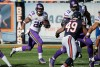 Adrian Peterson en action